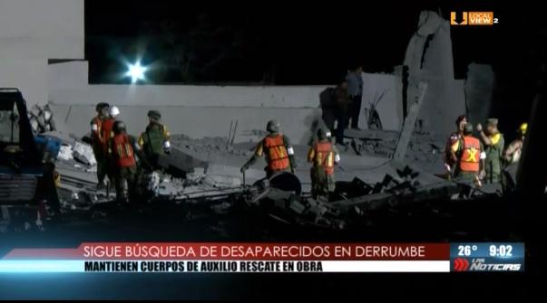 Tiene que haber castigo para los responsables del derrumbe ocurrido ayer en Monterrey. Este es el reporte que presentamos anoche en @_LASNOTICIASMTY