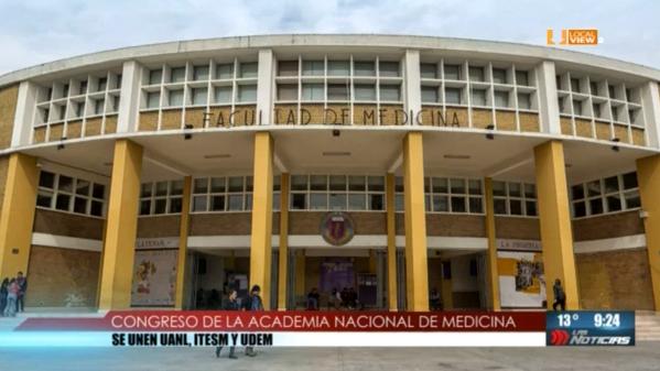 Hoy inicia en Monterrey el Congreso de la Academia Nacional de Medicina