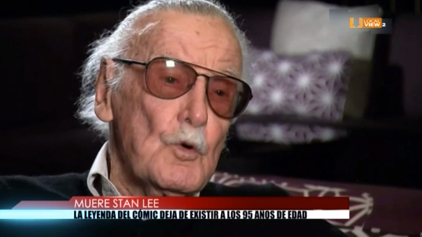 Recordamos la visita que hizo el gran Stan Lee a Monterrey