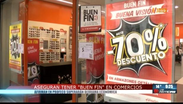 """Terminó la octava edición de """"El Buen Fin"""""""