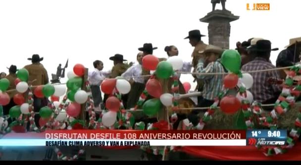 Hoy es el 108 aniversario de la Revolución Mexicana
