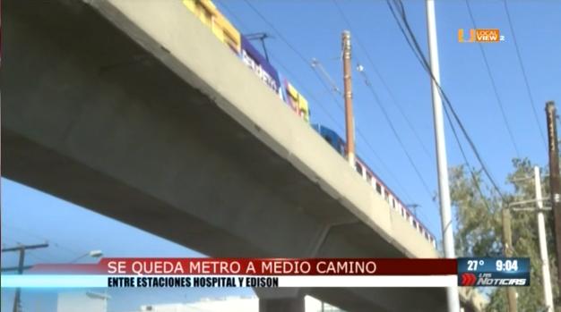 Quieren traer vagones de segunda, pero el servicio del metro de Monterrey es de quinta categoría