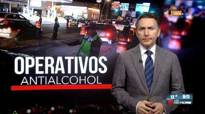 Comienzan operativos antialcohol en la zona metropolitana de Monterrey