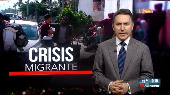 #Reportaje. Esta es la situación de los migrantes a su paso por el noreste de México