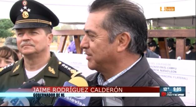 Entonces, ¿habrá limpia en la Secretaría de Seguridad de Nuevo León?