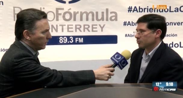 #Entrevista con el vocero de la Asociación de Transporte Público de Pasajeros de NL. #NoAlTarifazo