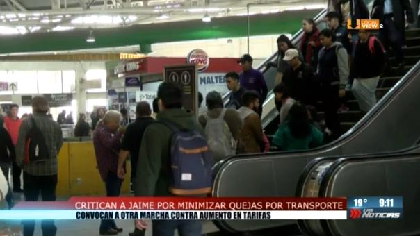 #NoAlTarifazo. Esta tarde se realizará otra manifestación por parte de los usuarios del transporte público en NL