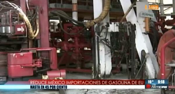 México importó 45% menos gasolina en los primeros 10 días de 2019: WSJ