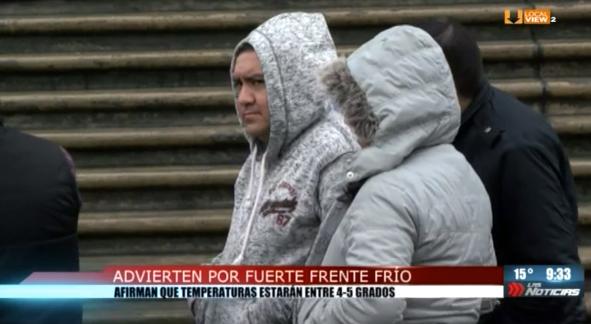 Prepárese. Este sábado por la tarde habrá un drástico descenso de temperatura en la zona metropolitana de Monterrey