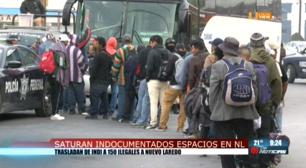 Se multiplican los migrantes en Nuevo León