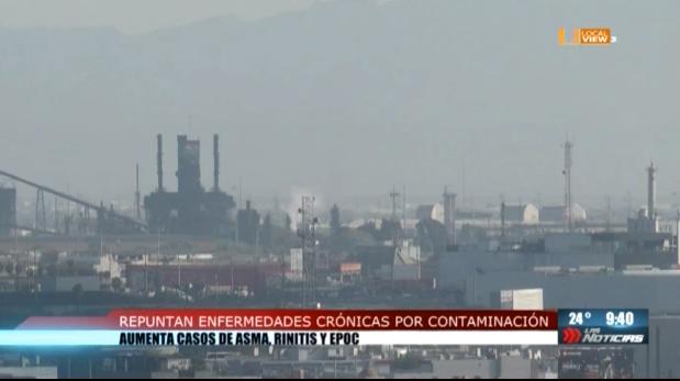 Este es el impacto de la contaminación en la salud de los regiomontanos