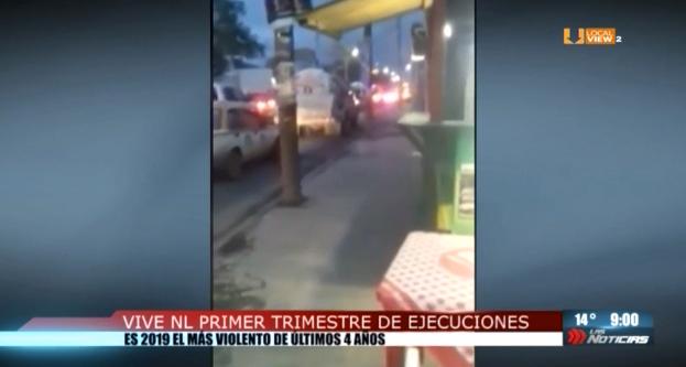 Trimestre violento en Nuevo León. La estadística de homicidios es la más elevada de los últimos cuatro años