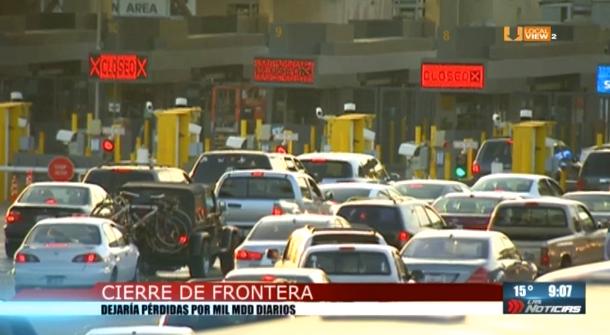 ¿De cuánto serían las pérdidas económicas si Donald Trump cierra la frontera con México?