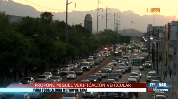 Presenta San Pedro agenda ambiental para la zona metropolitana de Monterrey