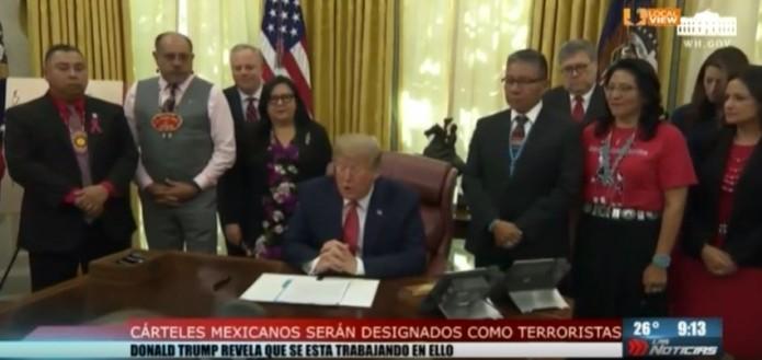 """""""México no admitirá violación a su soberanía"""""""