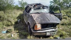 noticias monterrey accidente en carretera a colombia