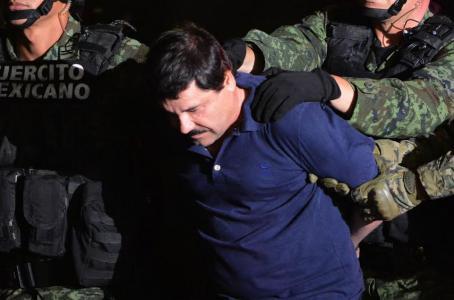 Joaquín El Chapo Guzmán- Gregorio Martínez.