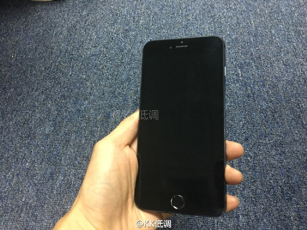iPhone 7- Gregorio Martínez.