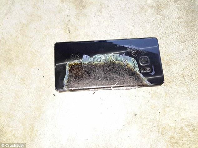 Galaxy Note 7-Gregorio Martínez.