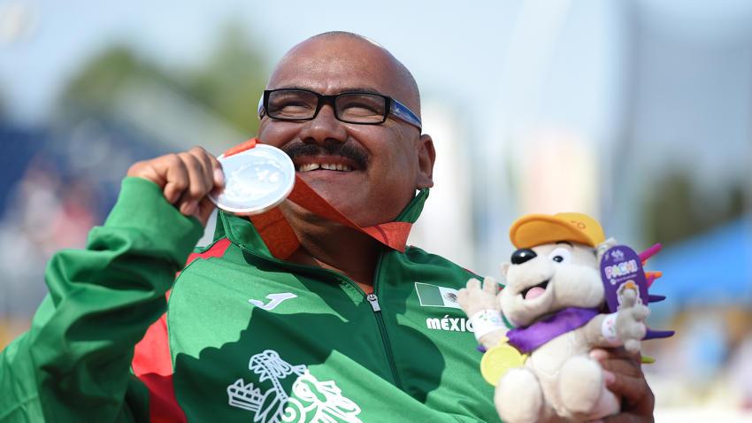 Luis Zepeda, Juegos Paralímpicos Río 2016- Gregorio Martínez.