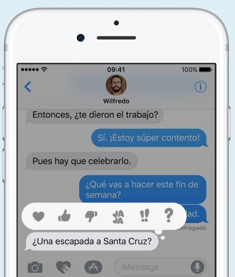 iOS 10 de Apple- Gregorio Martínez.