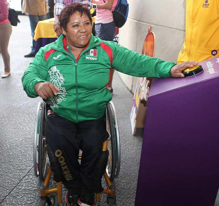 Juegos Paralímpicos- Gregorio Martínez.