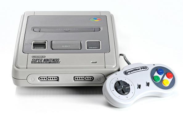 Consola de Nintendo 2- Gregorio Martínez.